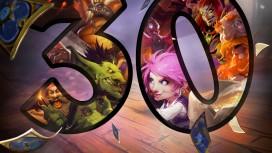 Hearthstone собрала 30 млн игроков