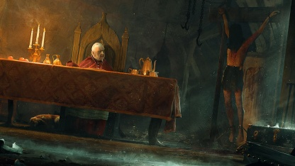 Игра по «инквизиторскому» циклу Пекары будет называться I, the Inquisitor
