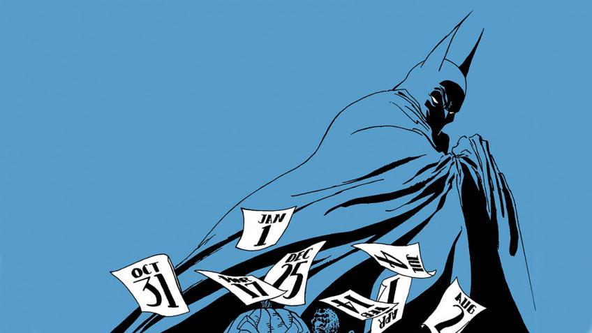 Экранизации комикса «Бэтмен: Долгий Хэллоуин» выдали «взрослый» рейтинг
