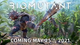 Biomutant наконец получил дату выхода —25 мая!