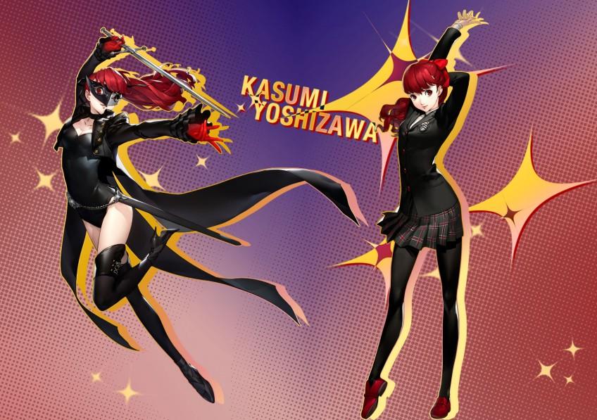 Новости о Persona5 Royal оказались не слишком «новыми»