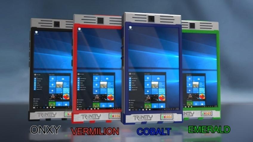 Android-смартфон Trinity сможет работать как Windows-компьютер