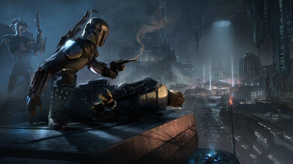 В сеть утекли тестовые кадры сериала Star Wars: Underworld, прародителя Star Wars 1313