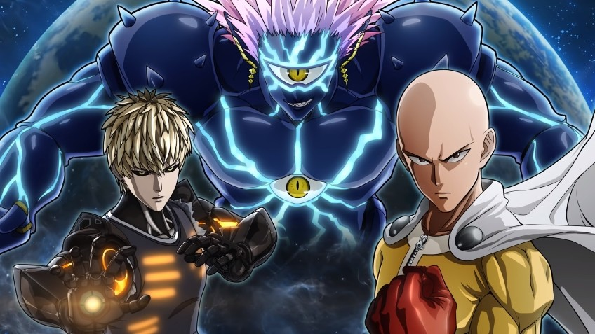 Bandai Namco анонсировала файтинг по One Punch Man