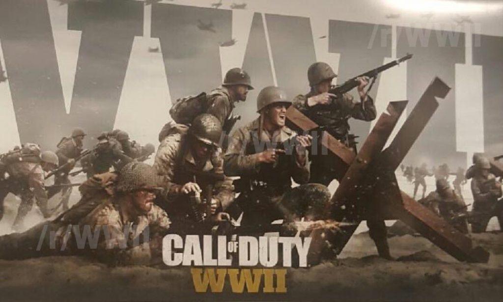 По слухам, Call of Duty вернется к сеттингу второй мировой