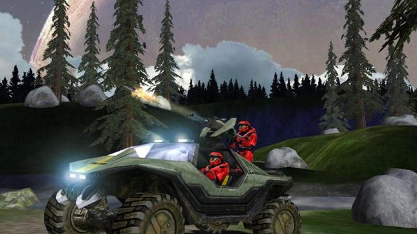 Halo приманивает будущих солдат