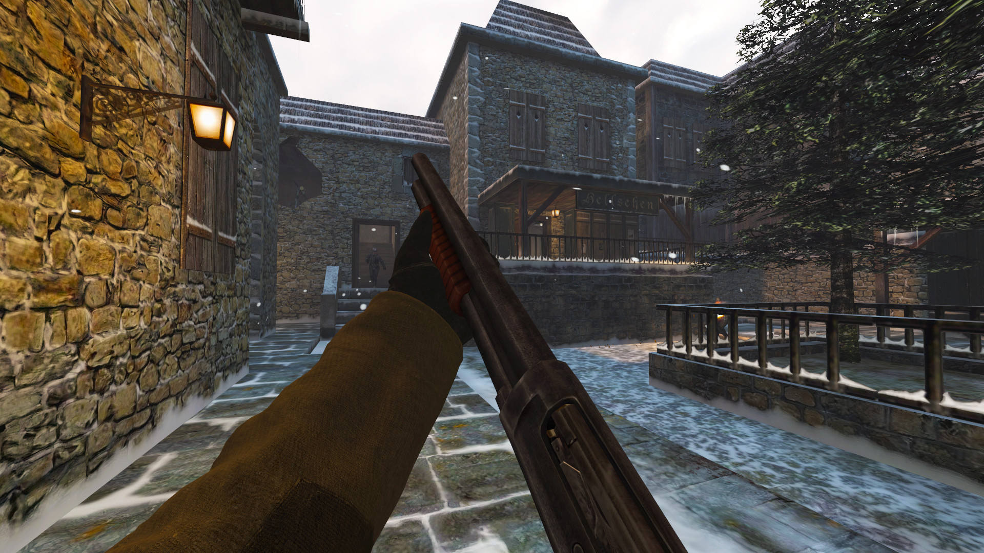 Фанатский ремастер Return to Castle Wolfenstein выйдет в Steam уже15 октября
