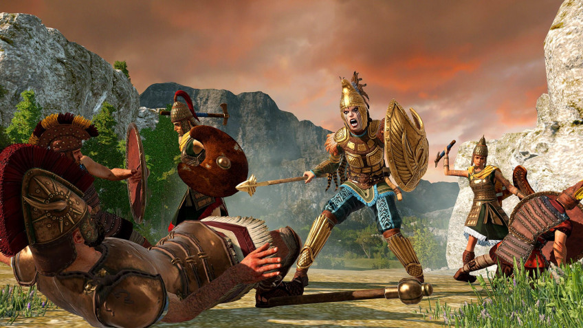 В Total War Saga: Troy на защиту Трои встают амазонки