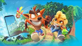 Мобильная Crash Bandicoot: On The Run выйдет25 марта