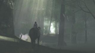 Shadow of the Colossus заняла первое место в британских чартах