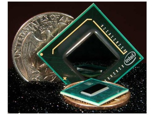 Intel наживается на Atom