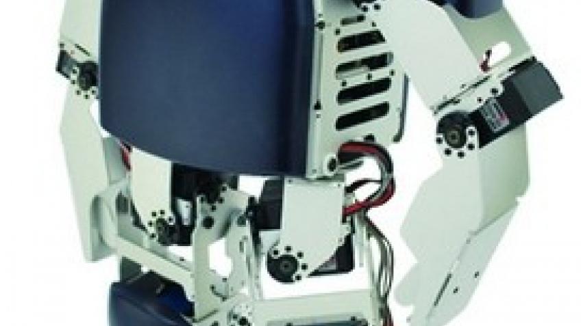Послушный робот Robovie-PC с процессором Atom