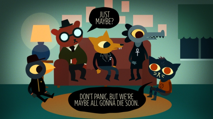 Night In The Woods получила новую дату релиза