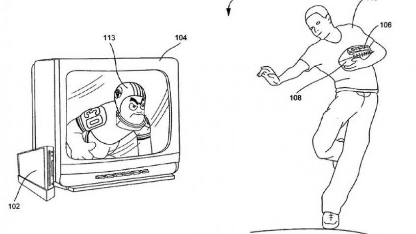 Nintendo изобрела футбольный мяч