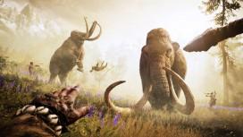 В новом трейлере Far Cry: Primal показали геймплей за мамонта