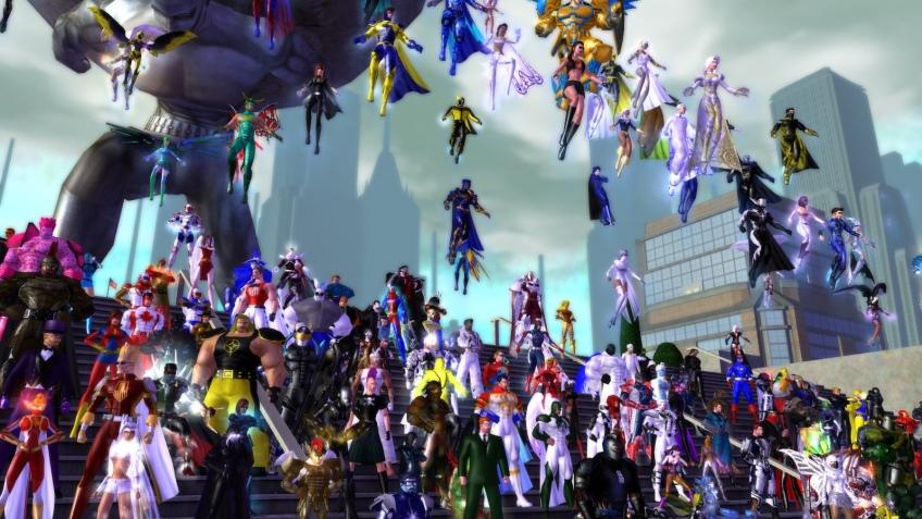 Виртуальный мир City of Heroes ушел во мрак