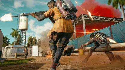 В сети появились свежие геймплейные видео Far Cry6