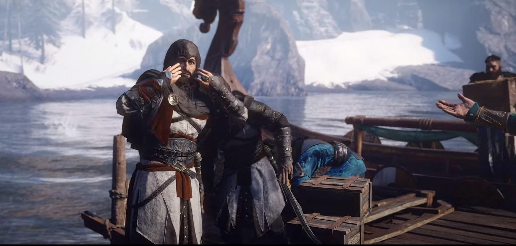 В сюжетном трейлере Assassin's Creed Valhalla показали ассассина Басима