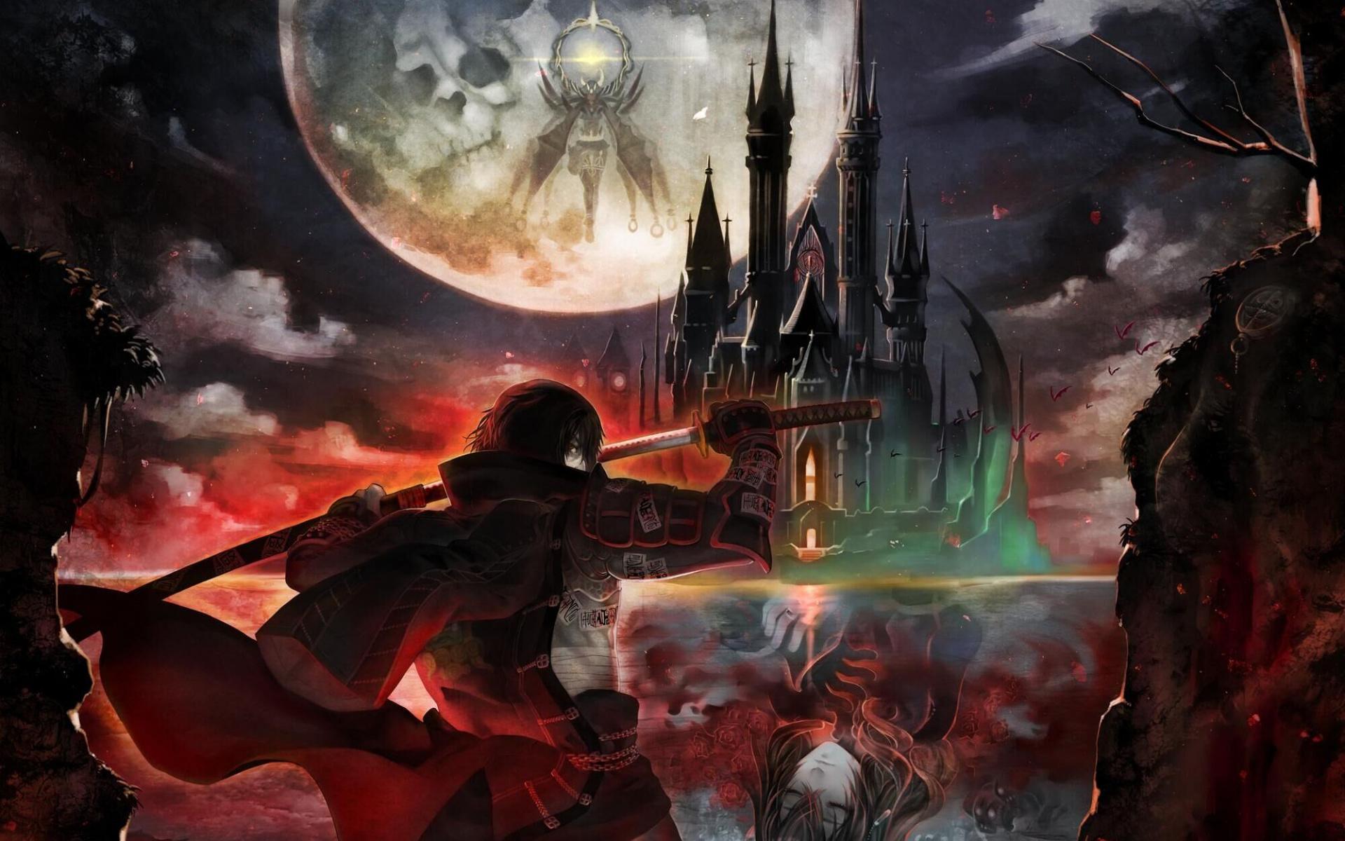 Bloodstained: Curse of the Moon внезапно получит сиквел