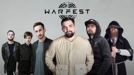 На фестивале WARFEST выступят Баста и NoizeMC