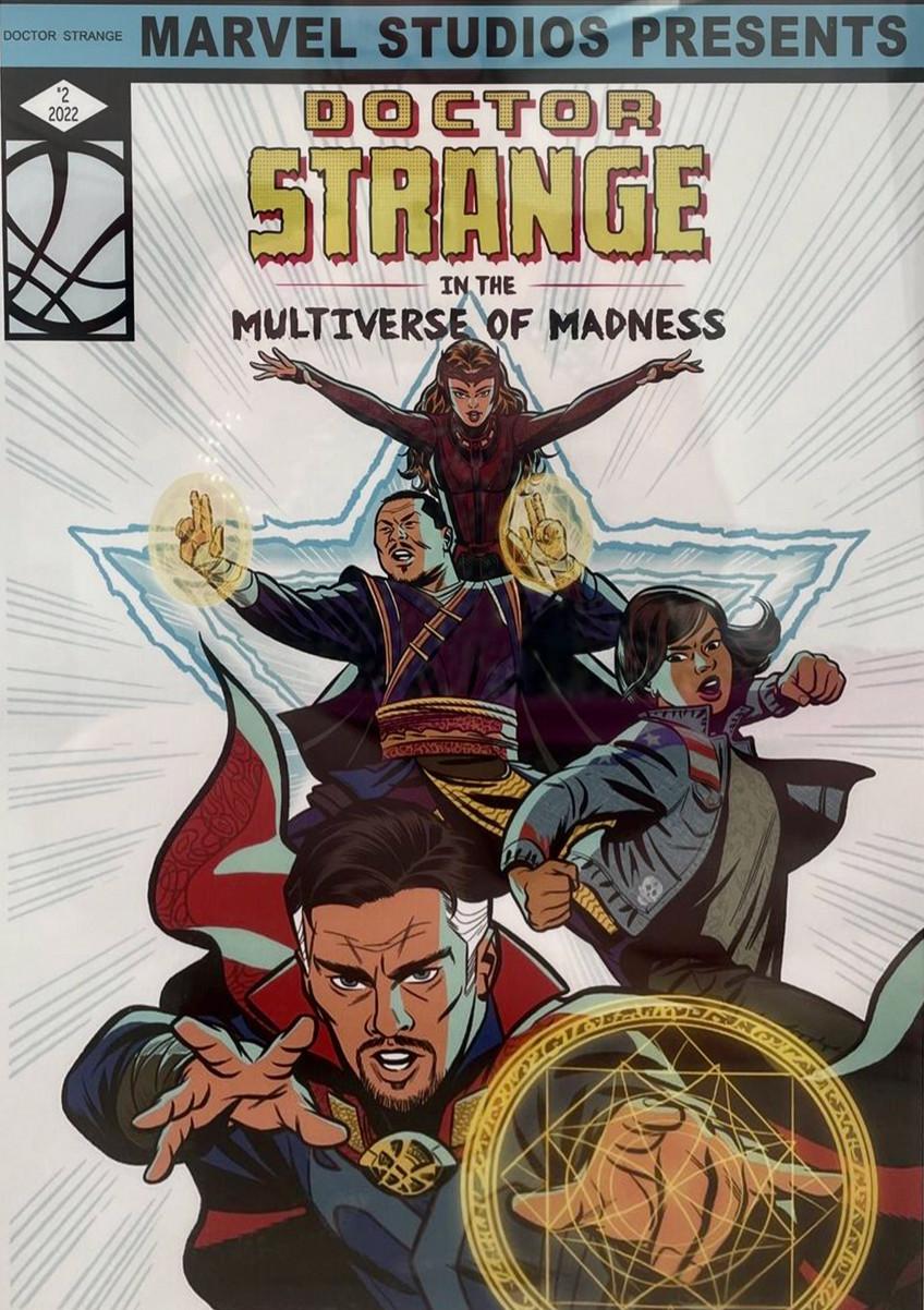 В «Докторе Стрэндже 2» после прихода Сэма Рэйми многое переделали «с нуля»1