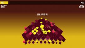 Минималистичный паззл Splashy Cube выходит на Nintendo Switch