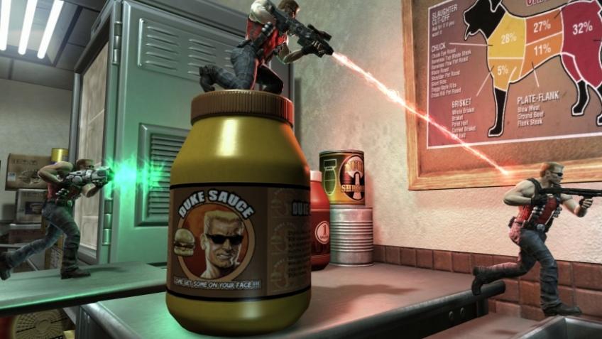 Разработчики Duke Nukem Forever ответили критикам игры