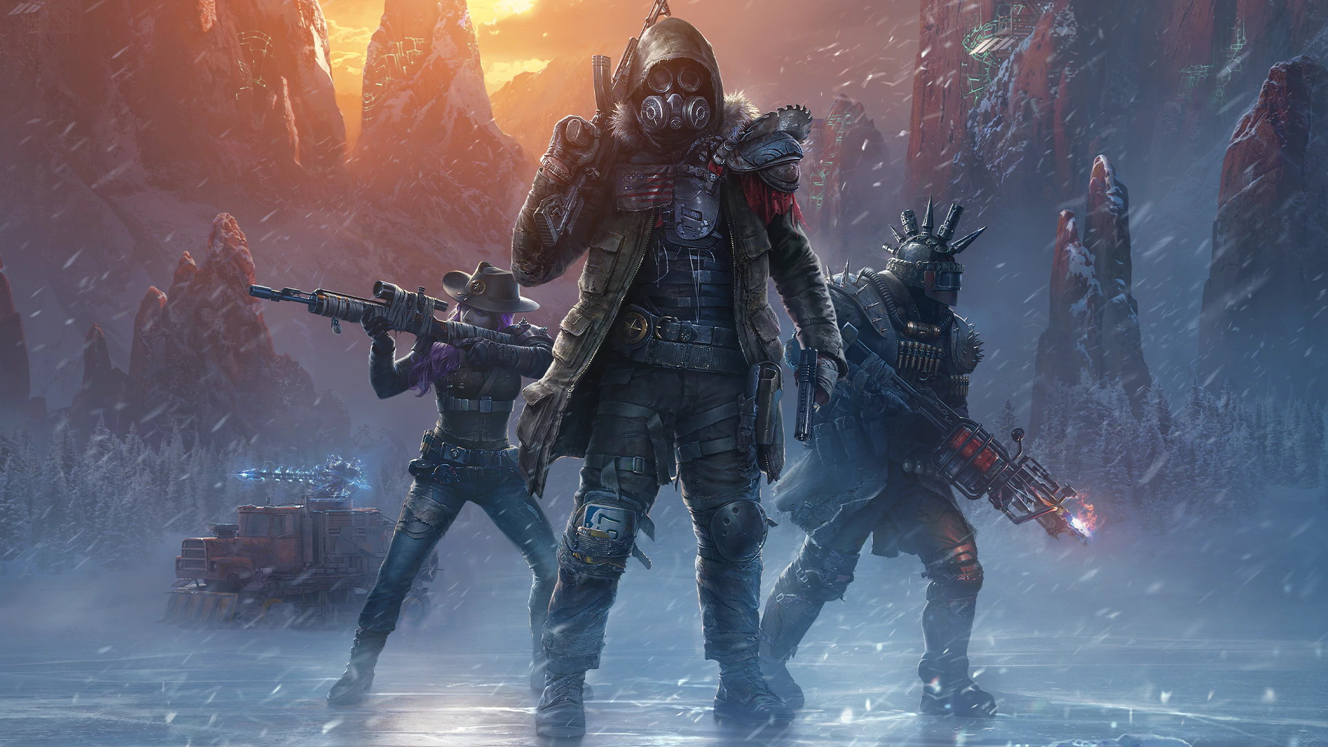Распродажа в PS Store: Wasteland3, Desperados III, Untitled Goose Game, Fall Guys