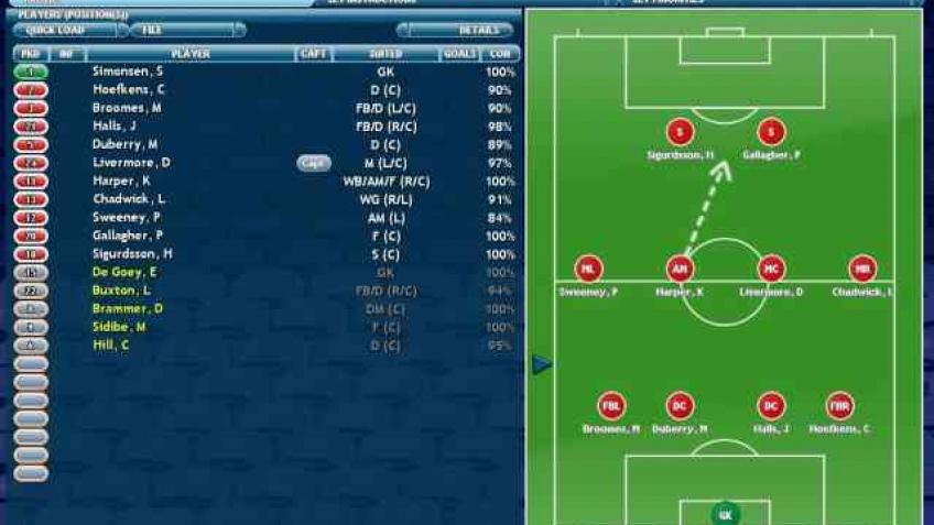 Рекорды от Football Manager 2007