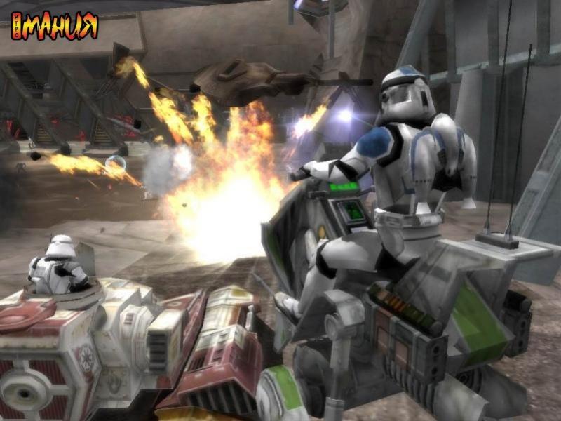 Star Wars Battlefront II на золоте