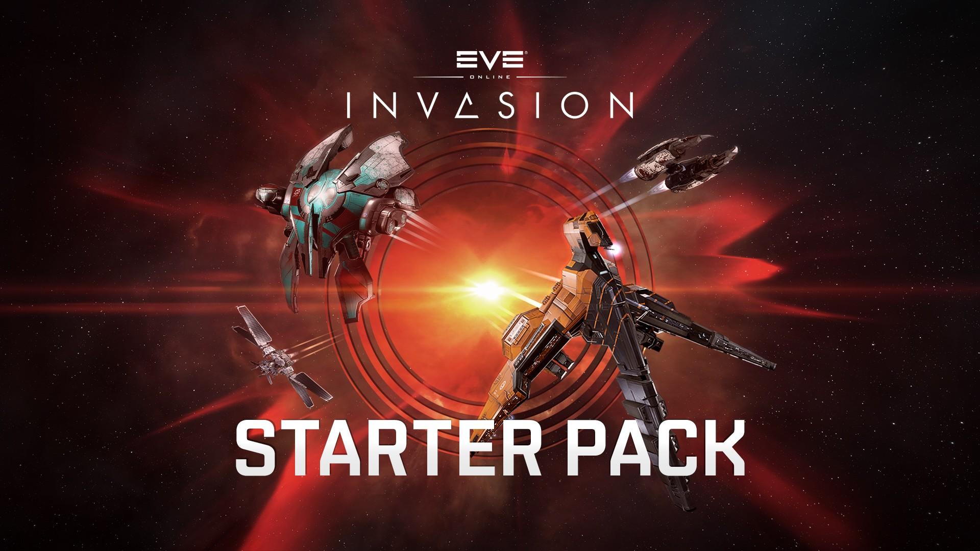 Героям EVE Online дарят стартовый набор будущего дополнения «Вторжение»