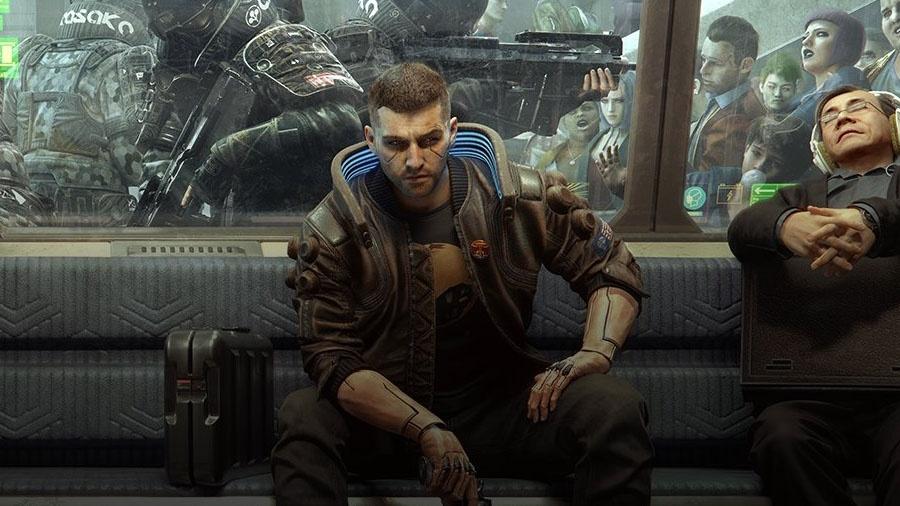NVIDIA тизерит видеокарту в стиле Cyberpunk 2077