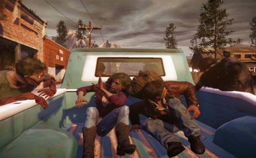 State of Decay — игра про зомби с открытым миром
