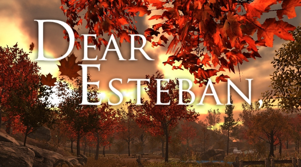 Вышла пародия на игру Dear Esther
