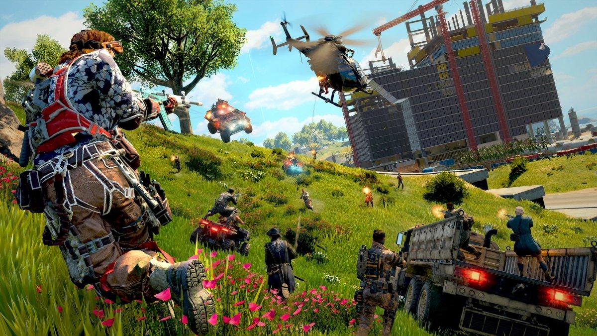 В Call of Duty: Black Ops 4 к лету обновили мультиплеер и королевскую битву
