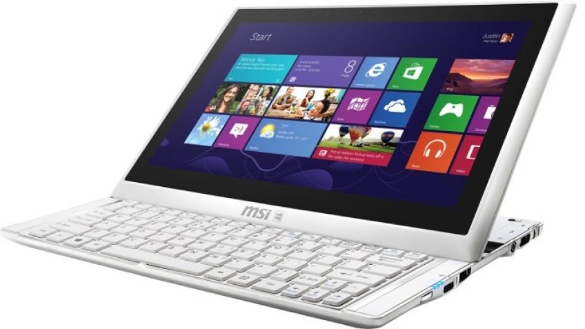 MSI представила ноутбук-трансформер S20 Slider 2