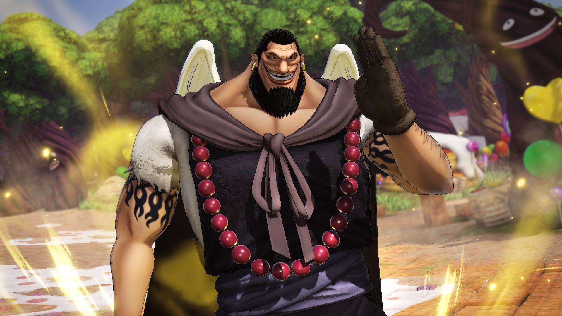 Урог стал шестым DLC-персонажем для One Piece: Pirate Warriors4