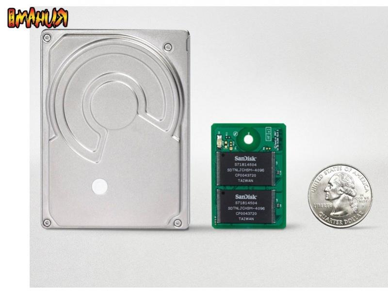 SSD для дешевых компьютеров
