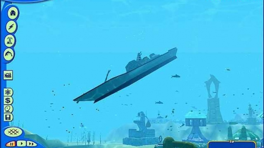 Deep Sea Tycoon переименован