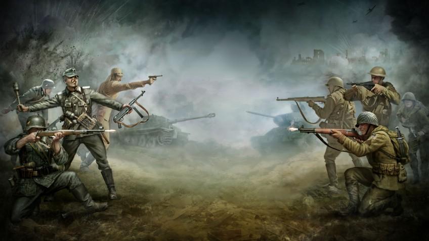 Тестирование Men of War II начнётся в конце марта — показан дебютный трейлер