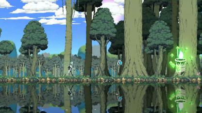 Генетическое приключение World for Two выпустили в Steam