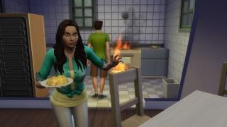 В The Sims4 вернутся пожарные и коллекторы