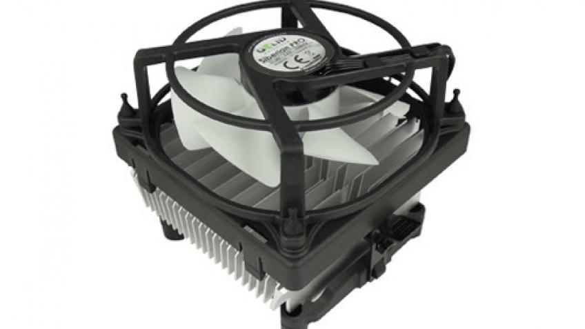 Gelid Siberian Pro: бюджетный процессорный охладитель