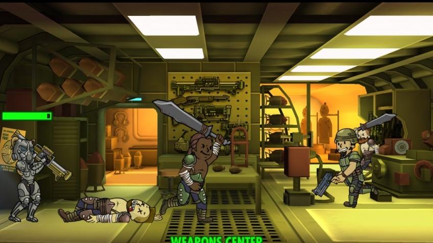 Fallout Shelter перестанет быть мобильной и выйдет на PC уже на этой неделе