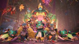 Подробности четвёртого крупного обновления для Monster Hunter World: Iceborne
