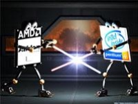 AMD Shanghai на 15% быстрее Barcelona