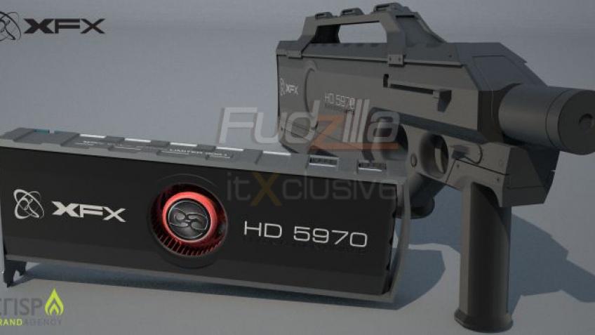 XFX представила модификацию Radeon HD 5970
