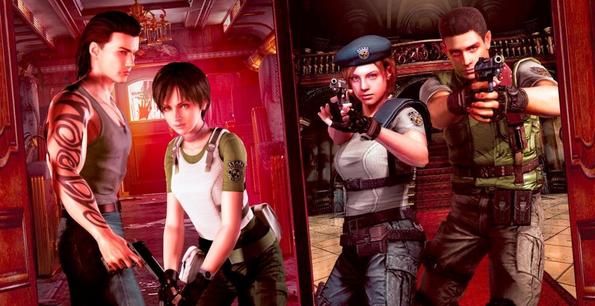Capcom анонсировала сборник Resident Evil Origins Collection