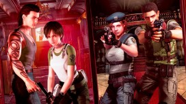 Capcom анонсировала сборник Resident Evil Origins Collection