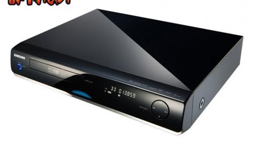 Samsung откладывает гибридный HD-плеер